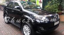 Cho thuê xe ô tô tại Quận Ba Đình